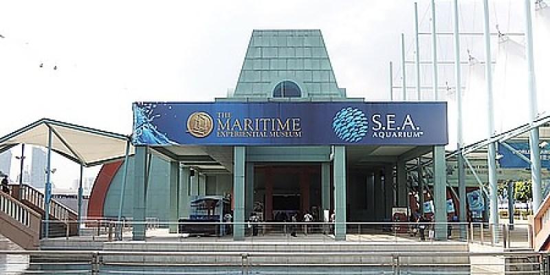 國外‧新加坡 亞洲唯一展示東南亞海上貿易的歷史博物館《海事博物館》