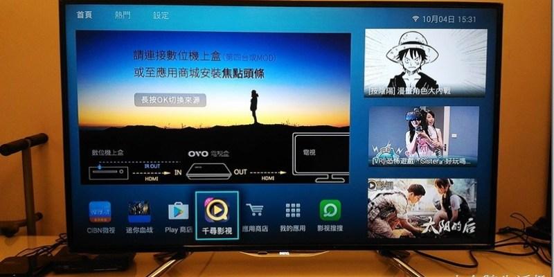 開箱文|BenQ大型液晶護眼電視43IW6500 保護靈魂之窗