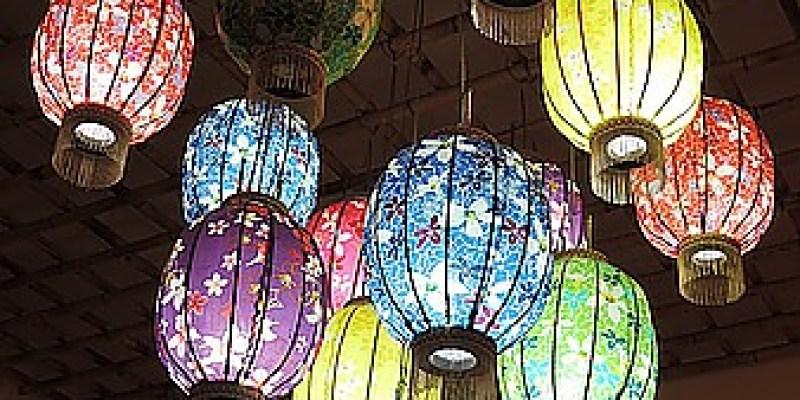 景點‧竹山 跳脫傳統走精緻路線的燈籠《光遠燈籠觀光工廠》