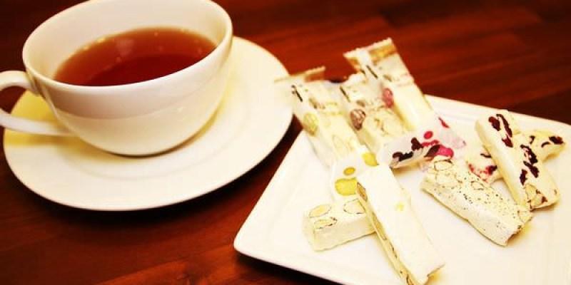 宅配美食|【樂甜烘焙廚房】過年過節的最年節禮盒-手作牛軋糖 南棗核桃糕