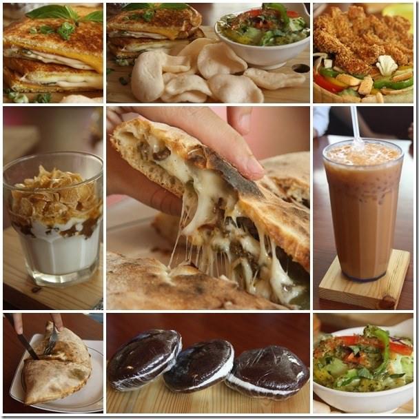 高雄‧主題餐廳 超威的火山卡頌及爆漿三明治 征服挑剔的胃《樂樂將異國風味料理》已歇業