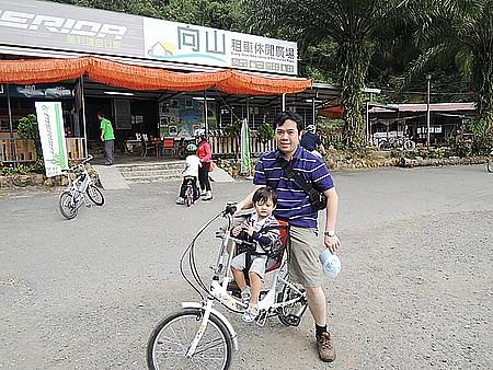 景點‧南投|隱身山中的仙境~日月潭騎單車之旅