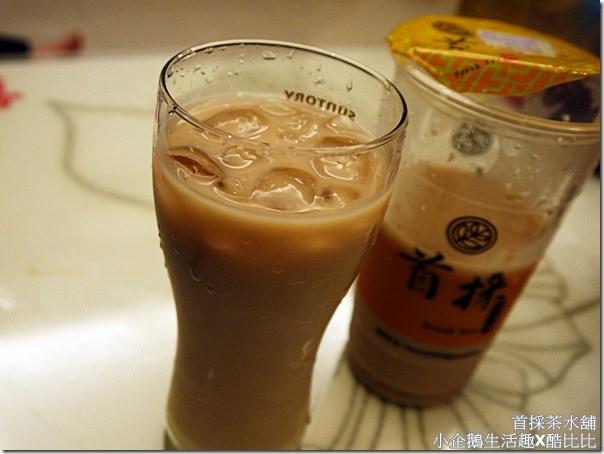 台中‧飲品|逢甲商圈內標榜產地直送的新鮮手搖飲《首採茶水舖》