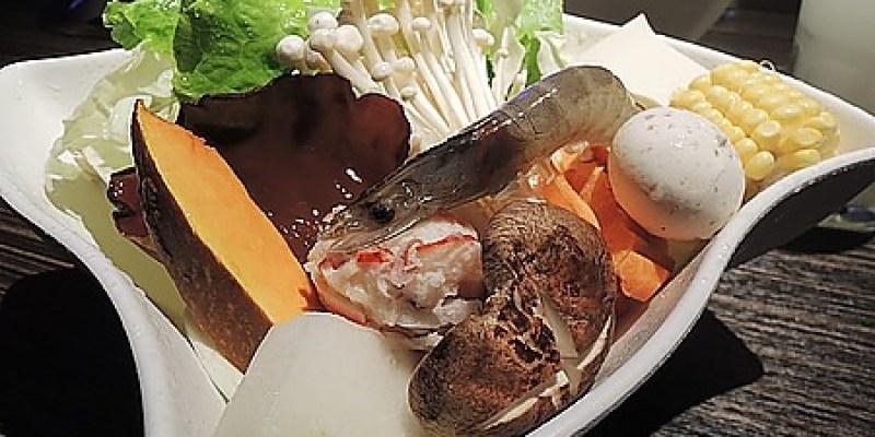 食記‧台中|在氣氛滿分吃清爽無負擔的火鍋是一大享受《Aqua Pica火鍋創意料理》