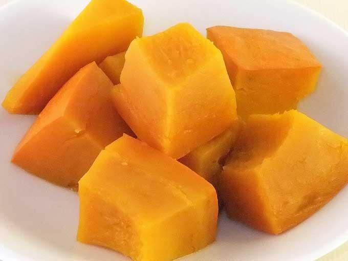 かぼちゃの栄養・効能