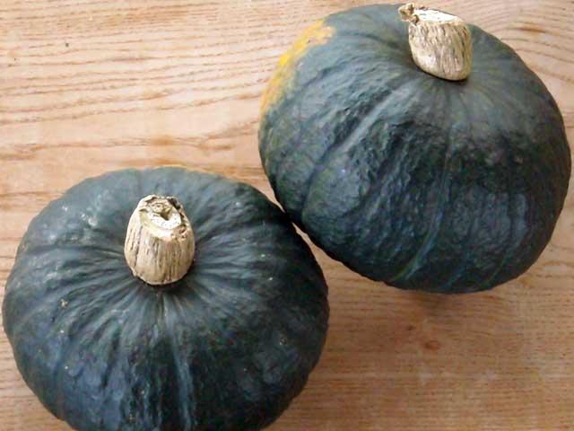 冬至のかぼちゃ