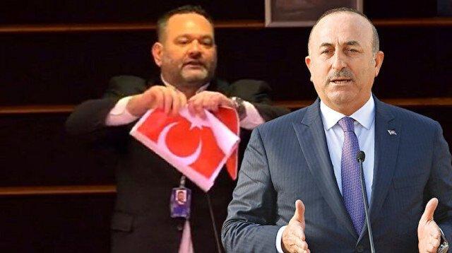 """avrupa parlamentosunda türk bayrağı ile ilgili görsel sonucu"""""""