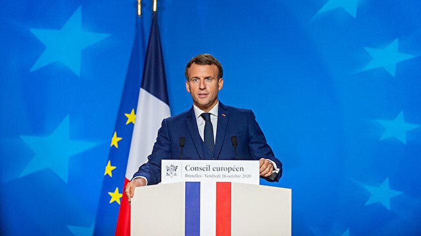 Cezayir'den Fransa Cumhurbaşkanı Macron'a kınama - Yeni Şafak