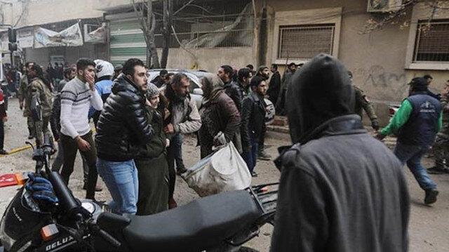 Terrorist attack in Bab district in northern Syria: 1 civilian killed, 3 injured