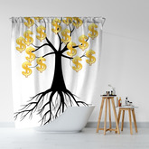 dollar tree shower curtain pixers we live to change