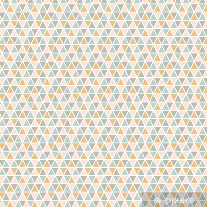 papier peint a motifs modele de triangle sans soudure abstrait moderne style scandinave couleurs pastel vector background