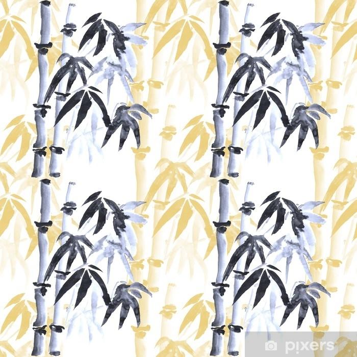 rideau occultant motif de bambou pixers nous vivons pour changer