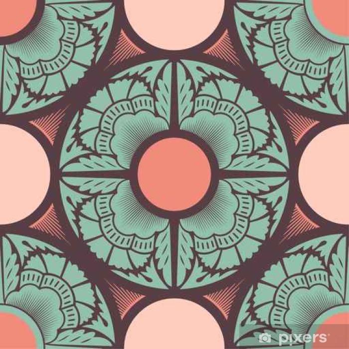 poster vector seamless pattern style ethnique texture decorative vintage pour fonds d ecran arriere plans et remplissage de page indien motif arabe pixers nous vivons pour changer