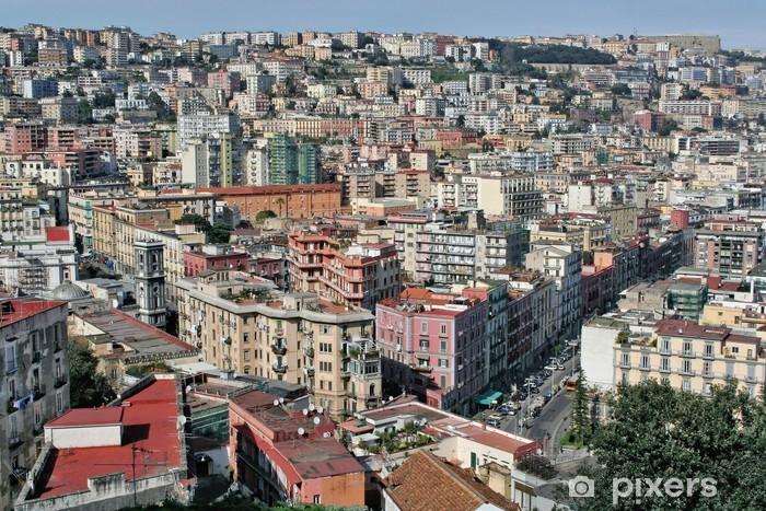 Descrizione design by studio agena. Carta Da Parati Metropolis Napoli Pixers Viviamo Per Il Cambiamento