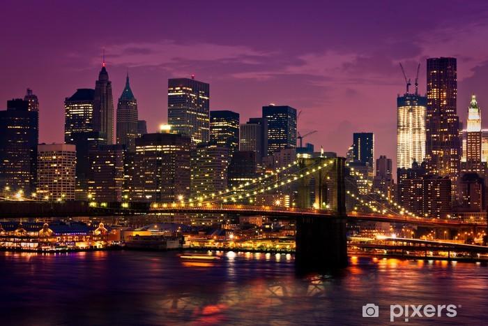 carta da parati taxi gialli di new york. Carta Da Parati Ponte Di Brooklyn Di New York Pixers Viviamo Per Il Cambiamento