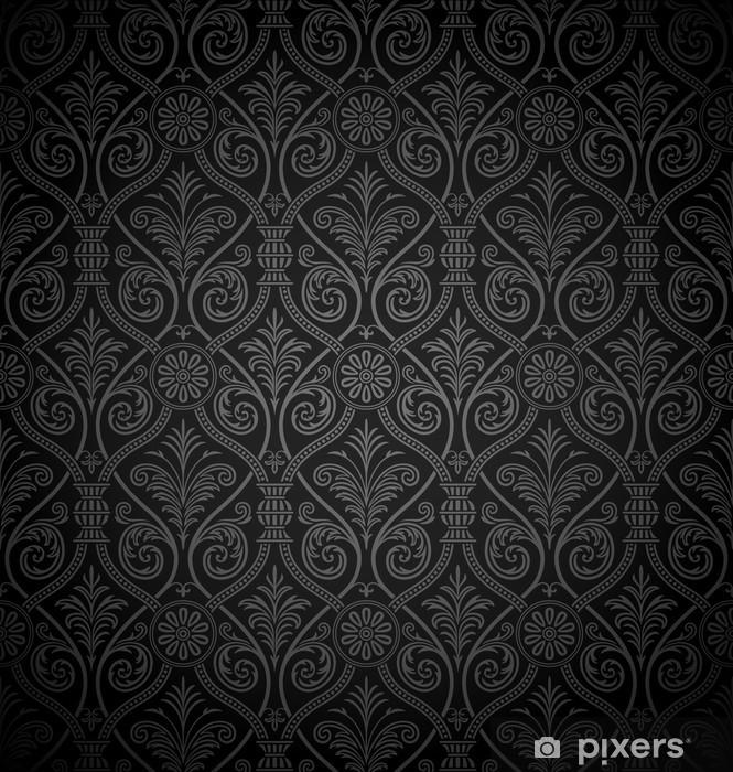 La carta da parati geometrica è caratterizzata da un'affascinante semplicità, ma anche da un senso di trasformabilità e di illusione. Carta Da Parati Seamless Pattern Damascato Gotico Pixers Viviamo Per Il Cambiamento