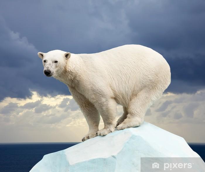 polar bear poster pixers we live to change