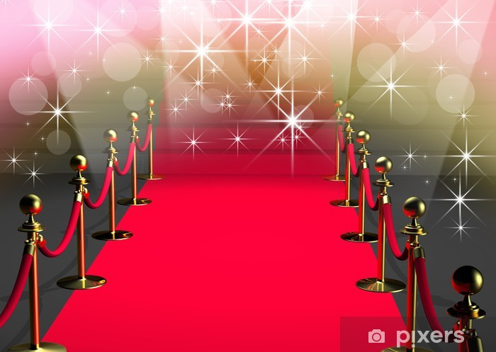 tapis rouge cannes 3d sticker pixers we live to change