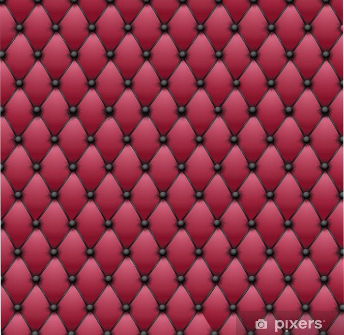 papier peint chesterfield tissu capitonne noir et rose pixers nous vivons pour changer