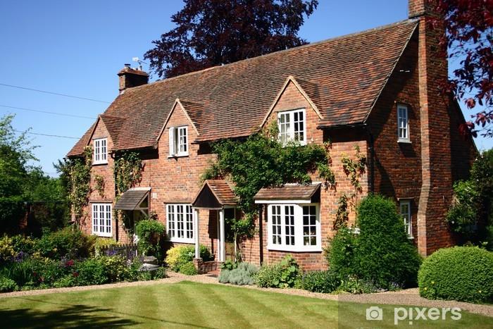 Per una casa country in stile inglese dimenticatevi il bianco alle pareti. Carta Da Parati English Country Cottage Pixers Viviamo Per Il Cambiamento