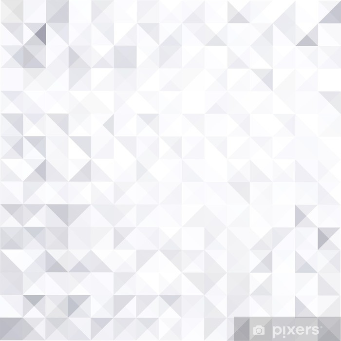 sticker style geometrique abstrait fond blanc et gris pixers nous vivons pour changer