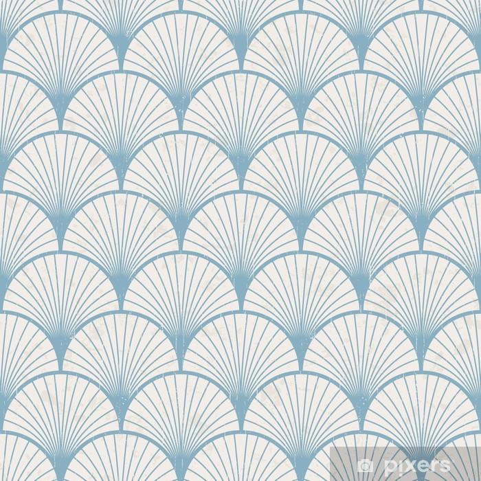 sticker homogene retro japonais motif texture pixers nous vivons pour changer