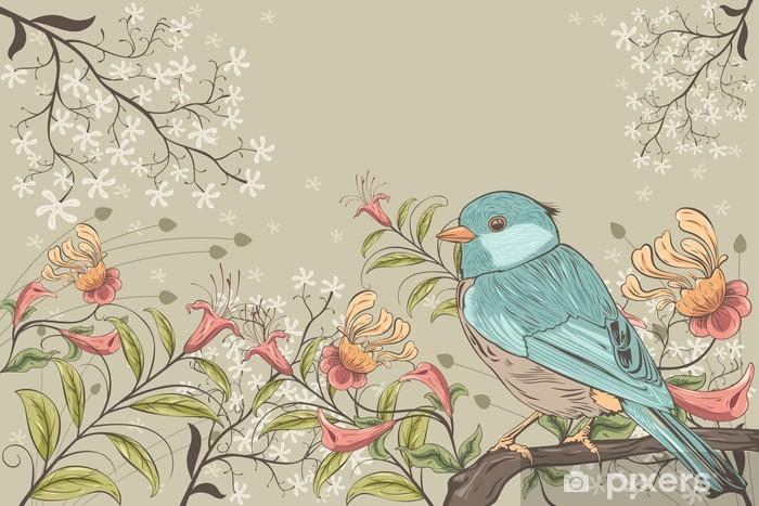 Visualizza altre idee su carta, fiori indiani, carta da parati con uccelli. Carta Da Parati Fiori E Uccelli Pixers Viviamo Per Il Cambiamento