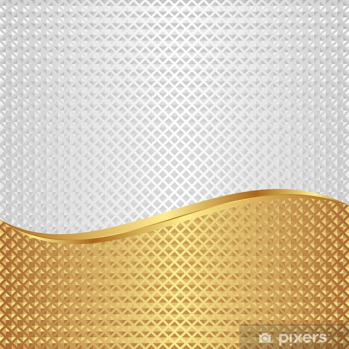 Si incolla la parete con colla per carta da parati. Carta Da Parati Sfondo Bianco E Oro Con Texture Pixers Viviamo Per Il Cambiamento