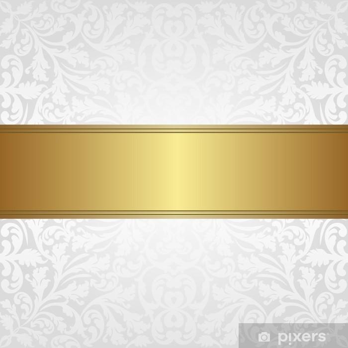 Questa carta da parati accattivante con piccole tegole in bianco e oro è perfetta per creare un muro di istruzioni unico e aggiunge un'atmosfera calda e vivace alla stanza. Carta Da Parati Sfondo Bianco E Oro Pixers Viviamo Per Il Cambiamento