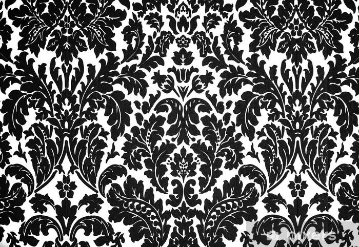 rideau occultant baroque noire et blanc pixers nous vivons pour changer