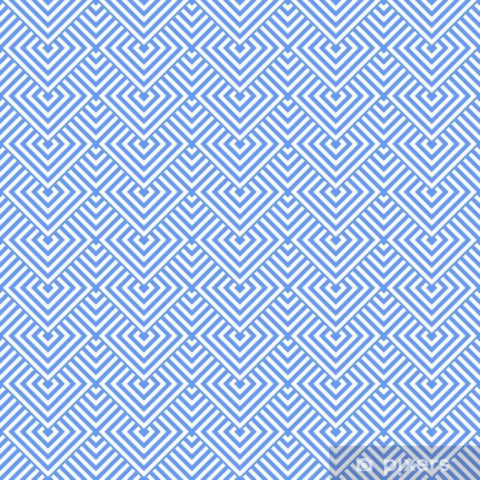 carta da parati adesiva di alta qualità. Carta Da Parati Seamless Texture Blu Geometrica Pixers Viviamo Per Il Cambiamento