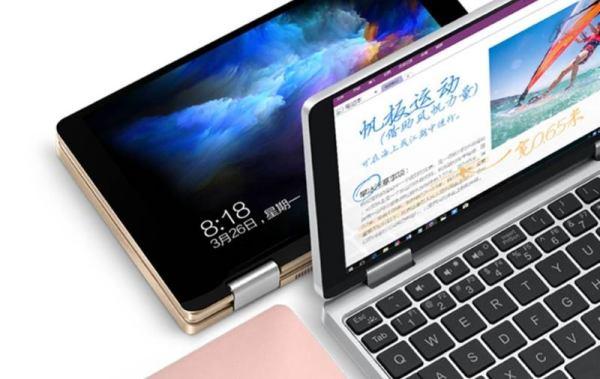 One Mix Yoga – карманный планшет или мини-ноутбук на ...
