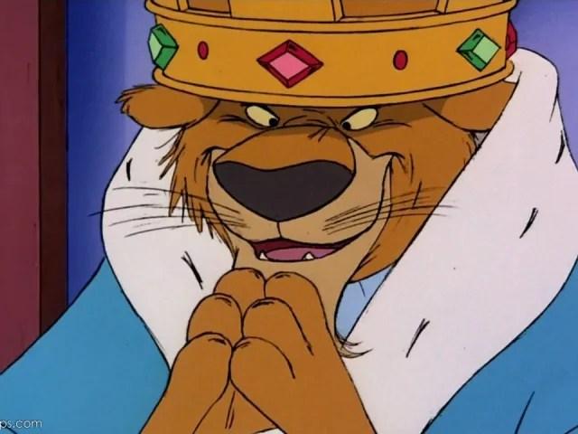 """A un rey inglés todos cantarán en los siglos que vendrán, mas no por ser un gran monarca o por saber reinar (…) y cuando la Historia hable de él dirá que fue torpe, inútil y cruel"""".-"""