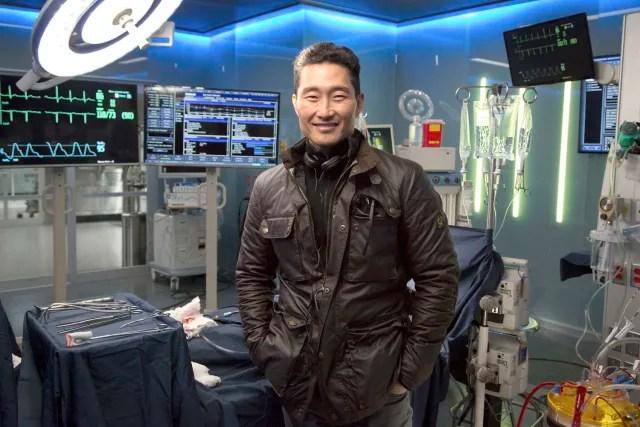 """El equipo creativo detrás de """"The Good Doctor"""" cuenta con un impresionante grupo de productores, incluido el actor Daniel Dae Kim, quien interpretó a Jin en """"Lost"""" de ABC."""