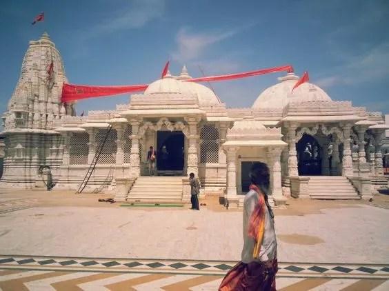 Es conocido actualmente como El Templo de los Transexuales, ya que estos acuden allí para ser bendecidos por su diosa.