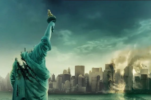 Just one I love to believe, The Cloverfield monster was the first Category I Kaiju to attack from Pacific Rim in a much earlier prequel.