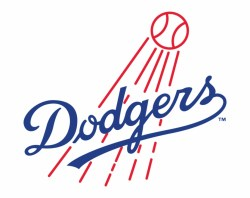 Los Angeles Dodgers Logos Iron On Sticke #596772 - PNG Images - PNGio