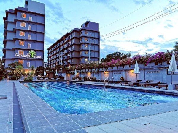 Отель Mangrove Hotel Pattaya (The) (Паттайя, Таиланд ...