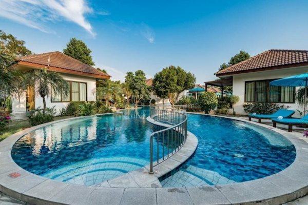 Отель Pinnacle Jomtien Resort & SPA (Паттайя, Таиланд ...