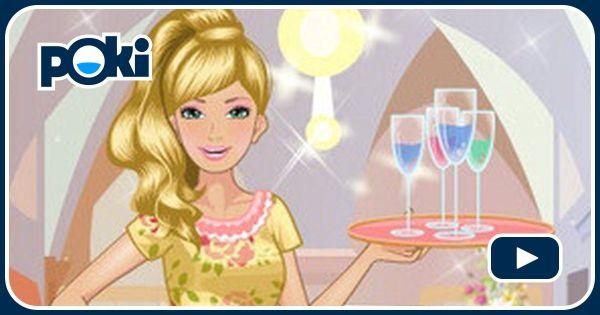 BARBIE WAITRESS Online - Spill Barbie Waitress Gratis på ...