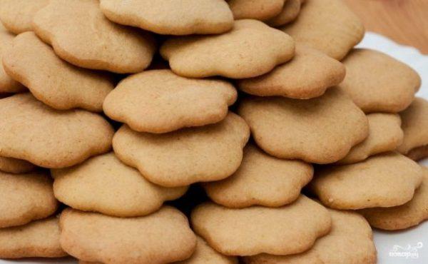 Классическое песочное печенье - пошаговый рецепт с фото на ...