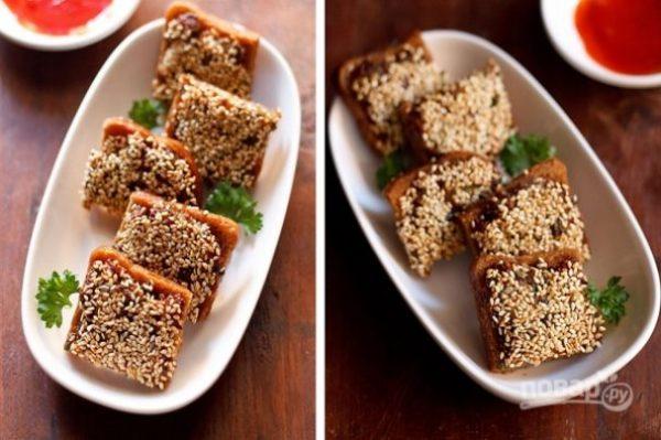 Овощные горячие бутерброды - пошаговый рецепт с фото на ...