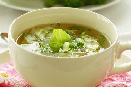 kapustnii sup dlya pohudeniya 60308 - Cabbage soup for weight loss