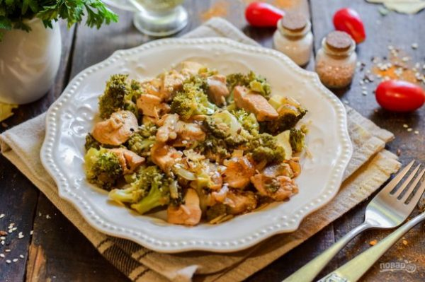 Курица по-шанхайски - пошаговый рецепт с фото на Повар.ру
