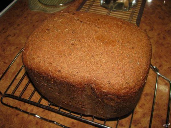 Ржаной хлеб в хлебопечке - пошаговый рецепт с фото на Повар.ру