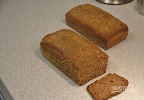 Простой ржаной хлеб - пошаговый рецепт с фото на Повар.ру