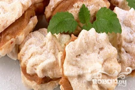 pechene mindalnoe s kremom 11042 - Cookies almond cream