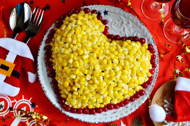 "salat quotsobache serdcequot 456318 - Salad ""heart of a Dog"""