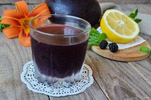 kompot iz shelkovici 407232 - Compote of mulberry