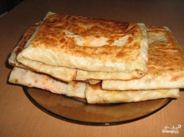 Шаурма в лаваше - пошаговый рецепт с фото на Повар.ру